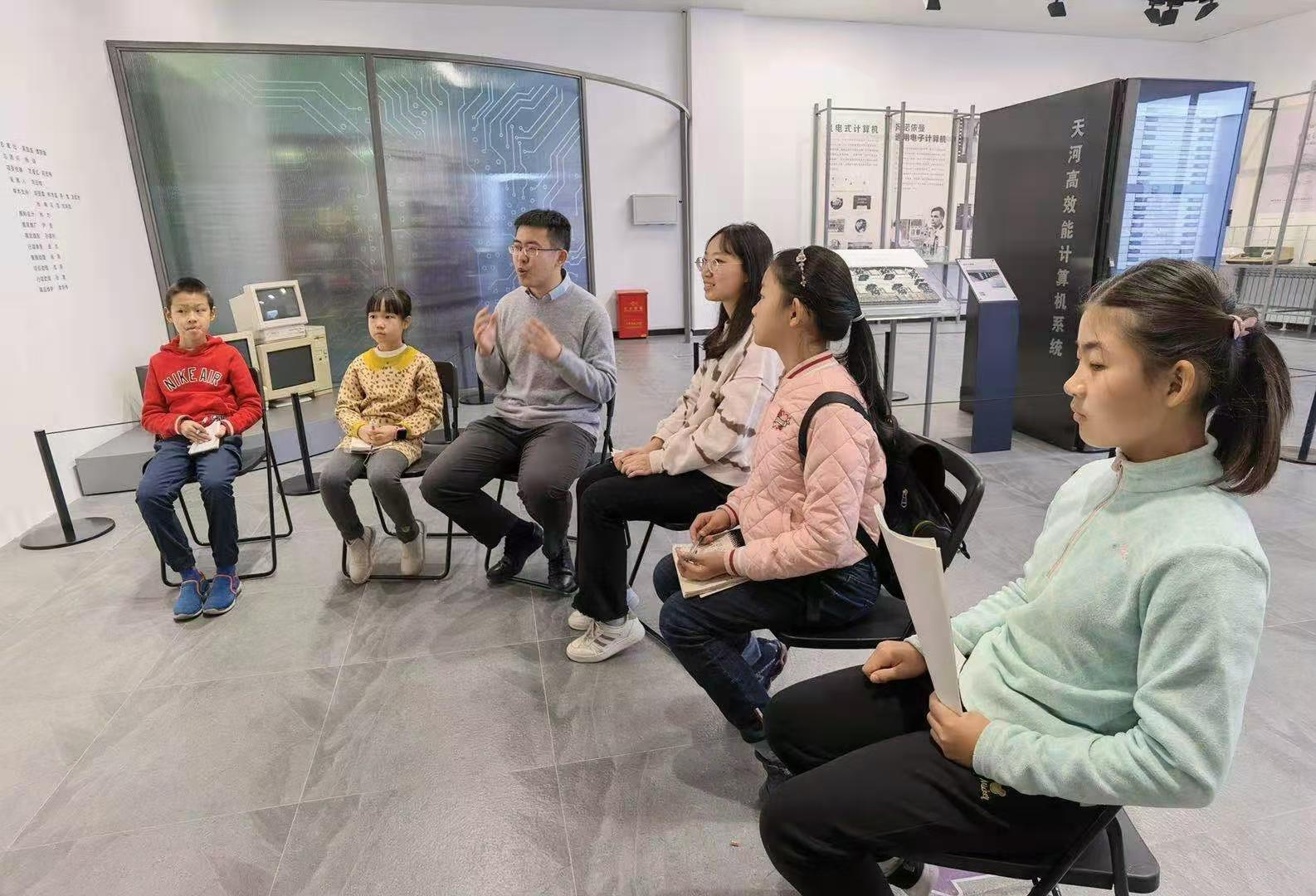 线上直播 | 讲给青少年的计算器科学故事